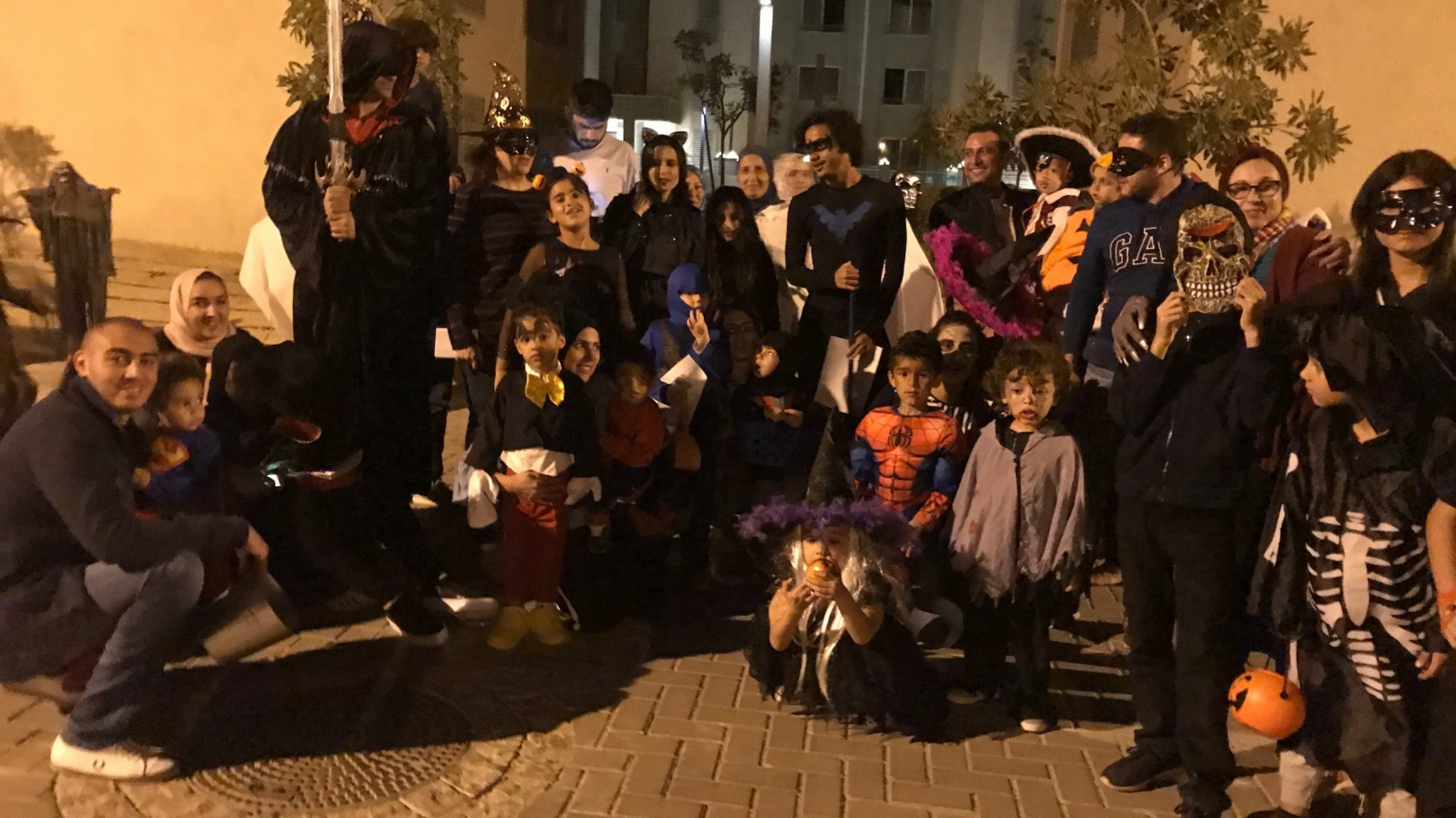 Village Gate Halloween 2018